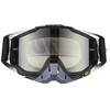 100% Racecraft Goggle abyss black / mirror